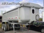 used commercial dump trailer
