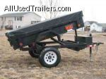heavy duty dump trailers for sale