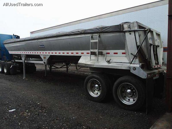 Used dump trailer for sale