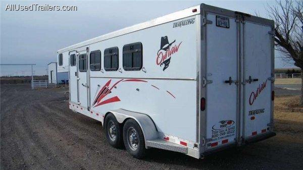 gooseneck horse trailer for sale